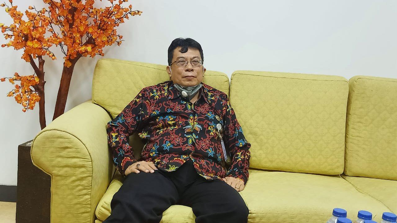 Keterangan Foto : Inspektur Inspektorat Kubar, RB.Bely Djunedi Widodo. (Dok.Mahakam Pos).