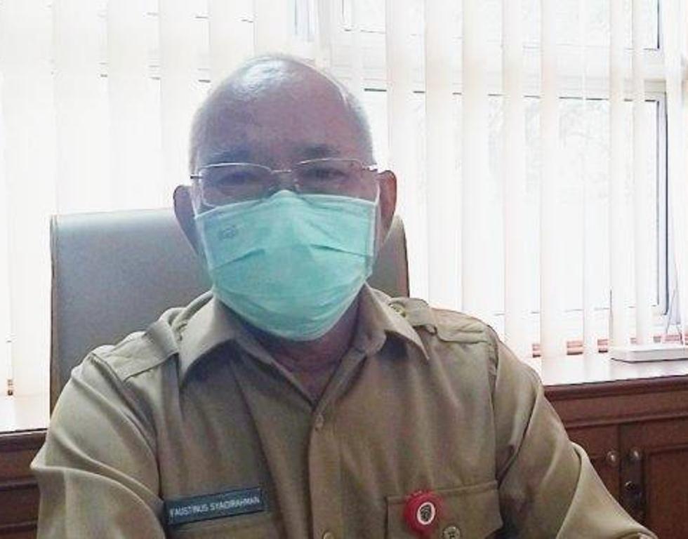 Keterangan Foto : Kepala DPMK Kubar, Faustinus Syaidirahman. (Foto : Istimewa)
