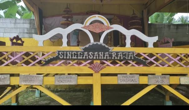 singgasana angling
